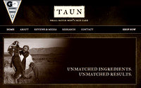 Lifestyle photography in use by Taun Skin Care for Men